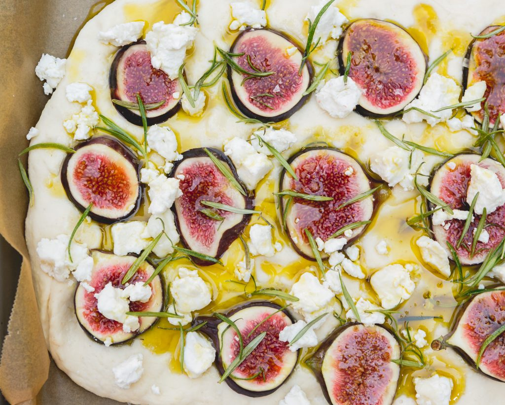 Fig'n Cheese Focaccia