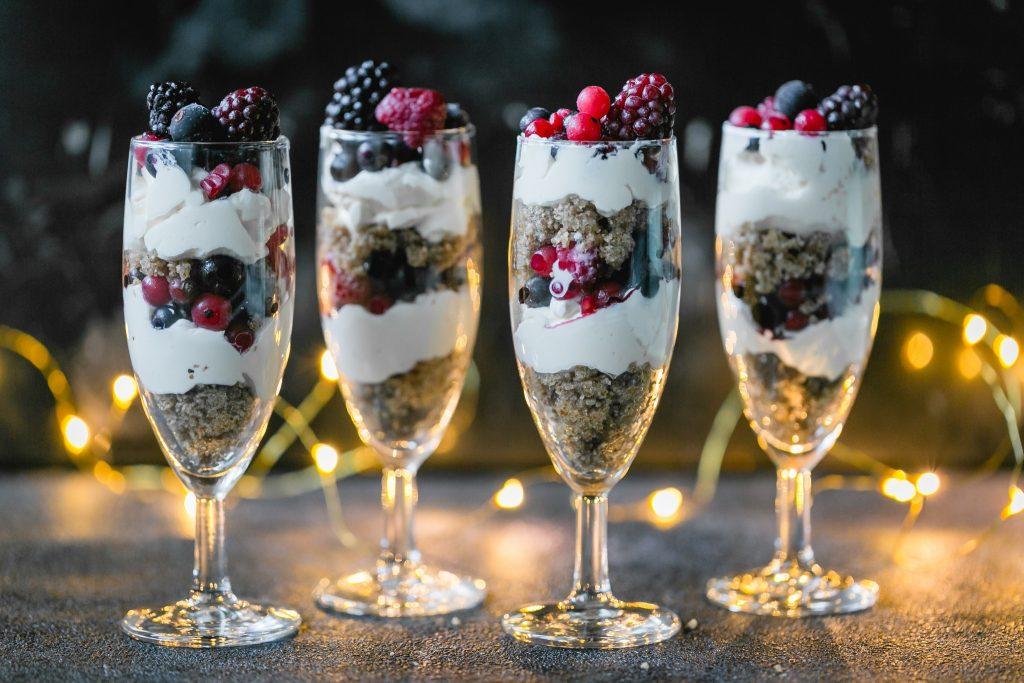 Silvester Dessert