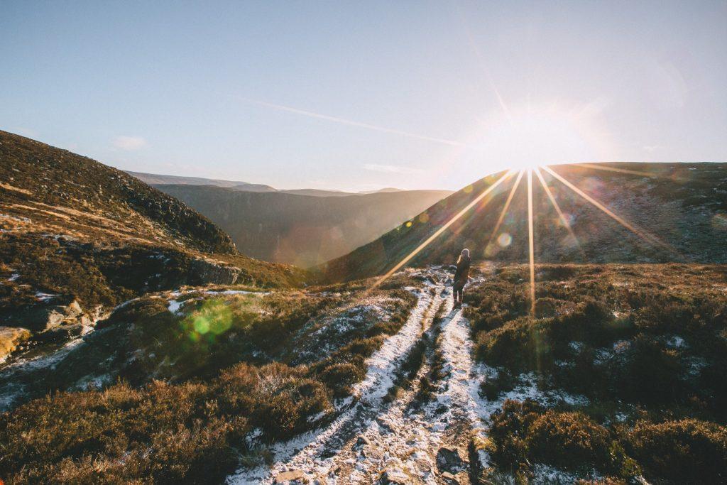 Cairngorms Schottland