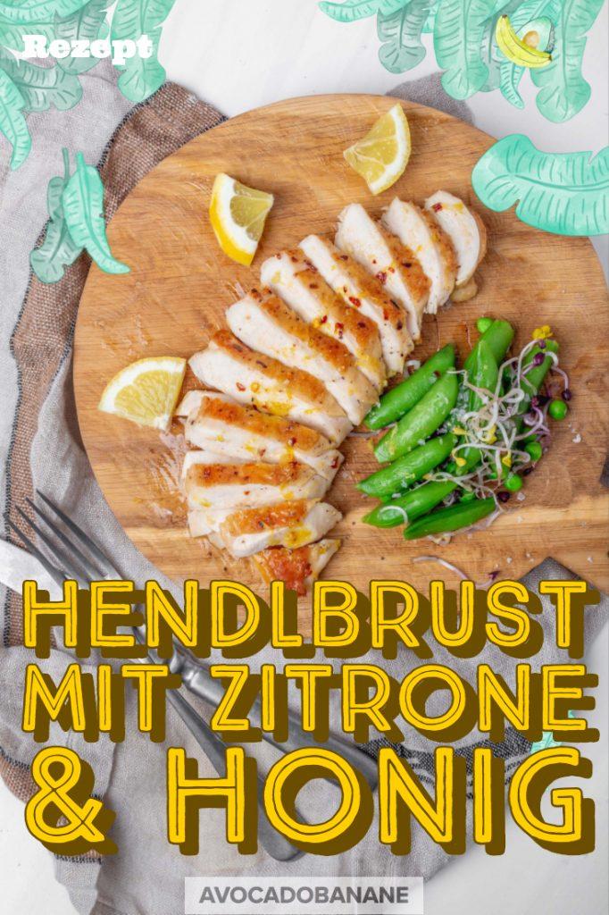 hendlbrust mit Zitrone